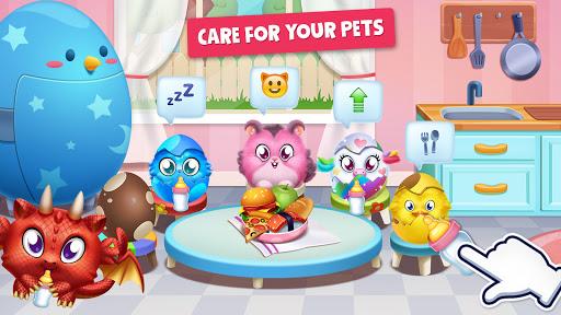 Towniz - Raise Your Cute Pet  screenshots 1