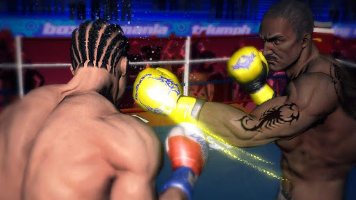 Punch Boxing 3D 1.1.2 screenshots 2