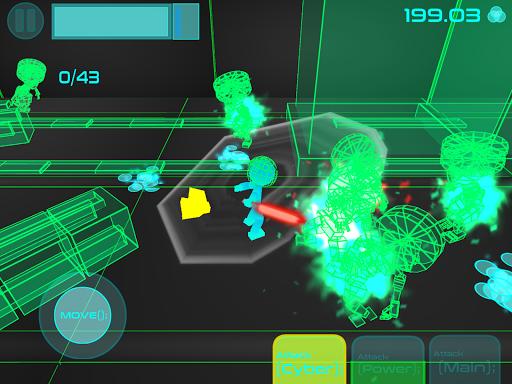 Stickman Neon Warriors: Sword Fighting screenshots 6