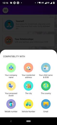 JC Nummerro App - J C Chaudhry Numerologist android2mod screenshots 6
