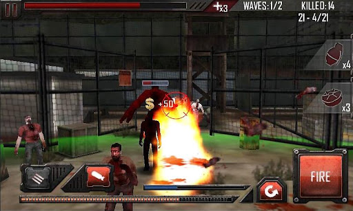 Foto do Zombie Roadkill 3D