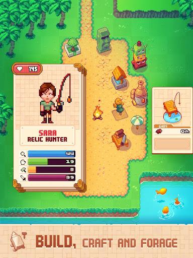 Tinker Island - Survival Story Adventure  screenshots 8