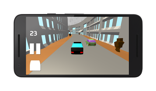 polyrush racing screenshot 3
