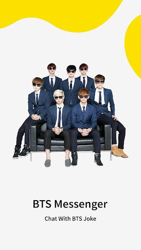 BTS Messenger - Chat with BTS Joke  screenshots 1
