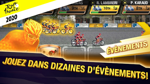 Tour de France 2020 - Le Jeu Officiel APK MOD (Astuce) screenshots 2