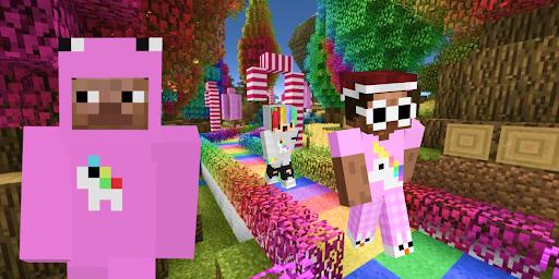 Unicorn Skins for Minecraft hack tool