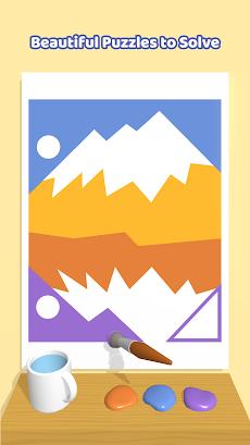 Paint Puzzleのおすすめ画像4