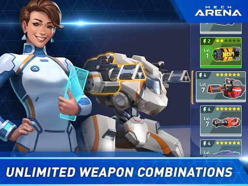 Mech Arena: Robot Showdown  screenshots 4