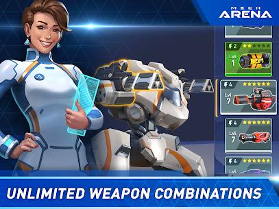 Mech Arena: Robot Showdown (Unlimited Coins) 4