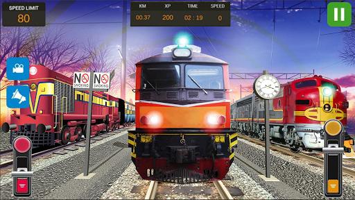 City Train Driver Simulator 2019: Free Train Games 4.4 Screenshots 24