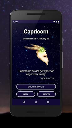 Capricorn Horoscope ♑ Free Daily Zodiac Signのおすすめ画像1