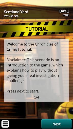 Chronicles of Crime 1.3.5 Screenshots 5