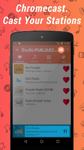 Punjabi Radio HD - Music & News Stations