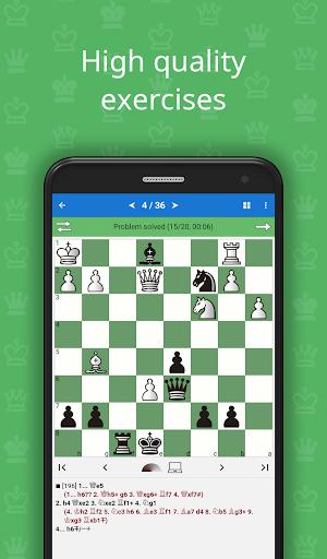 Chess King (Learn Tactics & Solve Puzzles) apkmartins screenshots 1