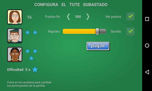 Tute Subastado 1.3.2 screenshots 4