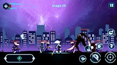 Stickman Ghost 2: Gun Sword - Shadow Action RPGのおすすめ画像4