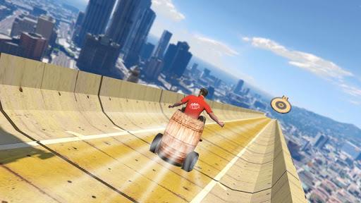 Mega Ramp: Impossible Stunts 3D 2.3 screenshots 4