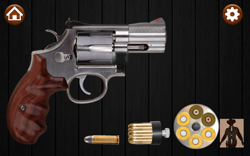 eWeaponsu2122 Revolver Gun Sim Guns screenshots 5