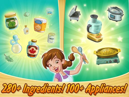 Kitchen Scramble: Cooking Game 9.7.17 screenshots 4
