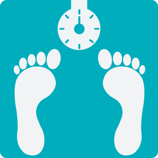 BMI Calculator & Ideal Weight icon