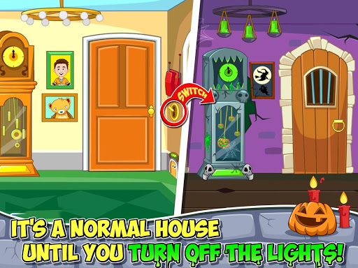 My Town : Haunted House  screenshots 2