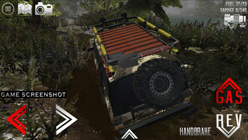4X4 DRIVE : SUV OFF-ROAD SIMULATOR 1.8.2f1 screenshots 13