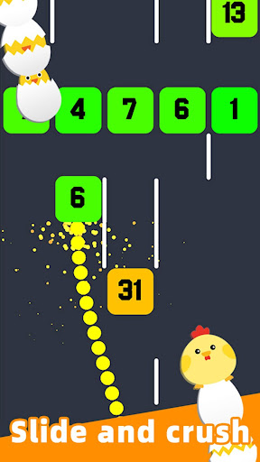 Slide And Crush - redesign snake game apktram screenshots 11
