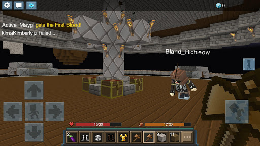 Sky Wars for Blockman Go  screenshots 4