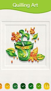 Paper Quilling Art: Color For Pc – Free Download For Windows 7, 8, 10 Or Mac Os X 1