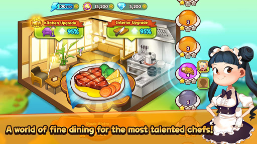 Cooking Adventureu2122 with Korea Grandma  screenshots 19