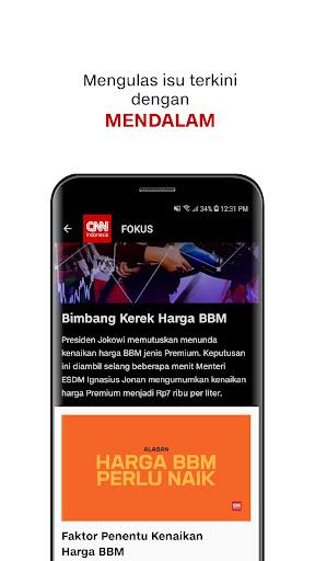 CNN Indonesia - Berita Terkini 2.6.5 Screenshots 3