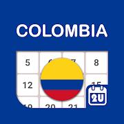 Colombia Calendar - Holiday & Note (Calendar 2021)