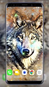 Wolves Live Wallpaper 6.6.0 Android Mod + APK + Data 2