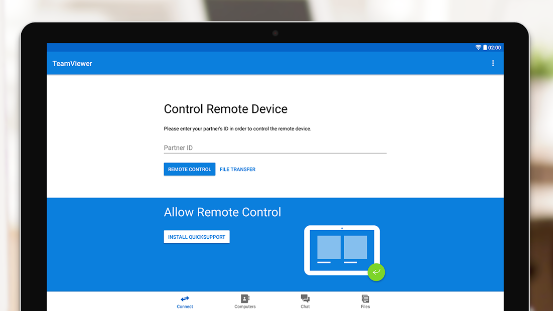 TeamViewer for Remote Control screenshot 7