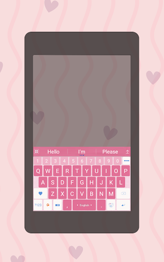 ai.keyboard My Baby Girl theme 5.0.10 Screenshots 7