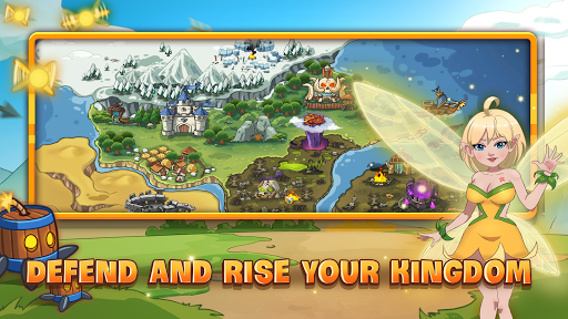 Clash of Legions - Kingdom Rise  screenshots 11