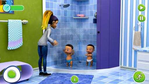 Twin Newborn Baby Care - Babysitter Daycare Game  Pc-softi 11