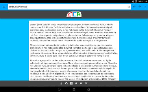 Lightning Browser - Web Browser 5.1.0 Screenshots 12