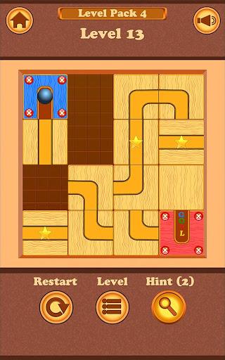 roll the ballz - ball puzzle screenshot 2