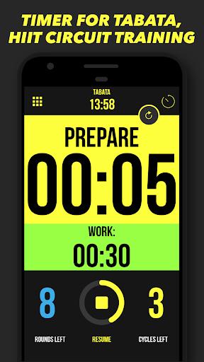 Timer Plus - Workouts Timer 1.0.3 Screenshots 2