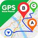 GPS 経路 プランナー  経路 ファインダ