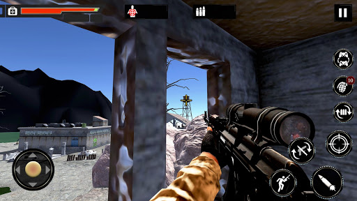 Counter Critical Strike CS: Army Special Force FPS 3.0 screenshots 11