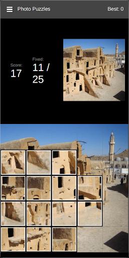 Photo Puzzle 1.3.4 screenshots 8