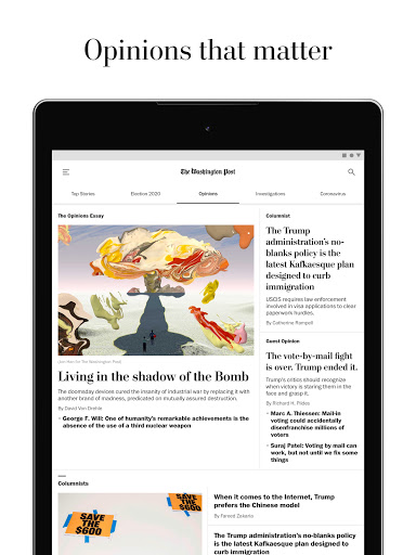 The Washington Post 5.8.1 Screenshots 20