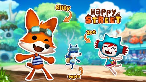 Happy Street screenshots 1
