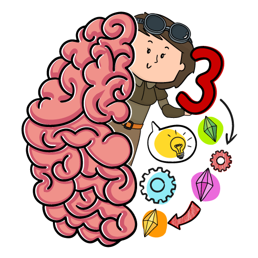 Brain Test 3: Tricky Quests & Adventures