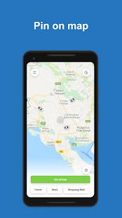 TeslaGoApp: electric car rides in Montenegro