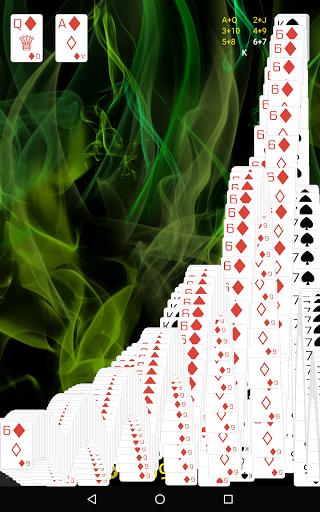 Pyramid Solitaire  screenshots 18