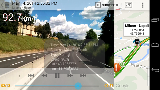 AutoGuard Dash Cam - Blackbox  Screenshots 6