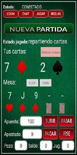 Code Triche Poker Pluss apk mod screenshots 3
